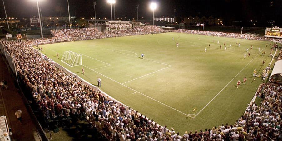 Texas A Amp M Women S Soccer Field
