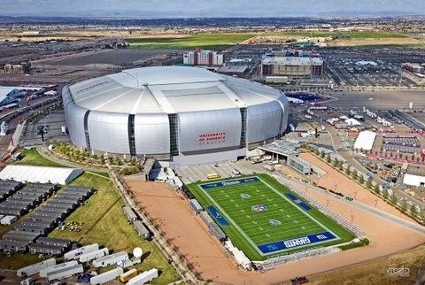 Airfield Systems Best Natural Turf Field In The Nfl